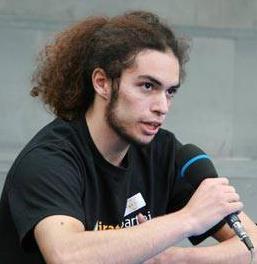 Baptiste Mesot (Parti Pirate), 20 ans